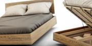 łóżko z pojemnikiem Arbora