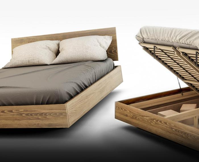 łóżko lewitujące BALDUCZI
