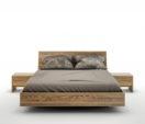 łóżko lewitujące BALDUCZI OR z szafkami