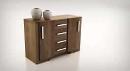 Drewniana komoda – jak nadać jej drugie życie?