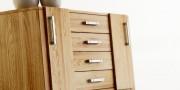 komody z litego drewna ERINN 150