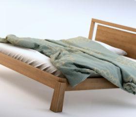 Łóżko ROOFIO