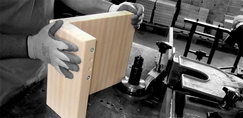 jakość mebli drewnianych