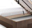 łóżko z pojemnikiem na pościel BENITO MBox MAXI