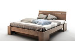 Łóżko bukowe, czy sosnowe – które wybrać?