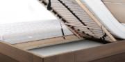 łóżka z pojemnikiem na pościel BENITO MBox CR