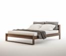 łóżko drewnianeLAVERTA