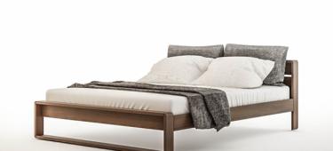 łóżka Drewniane Bukowe Z Litego Drewna Z Pojemnikiem Na