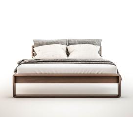 Łóżko LAVERTA – łóżka z litego drewna