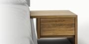 drewniana szafka nocna BACZI_DA detail