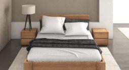 Które łóżko z litego drewna dla młodzieży kupić