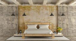 Łóżka drewniane w stylu loft – industrialny wystrój Twojego domu