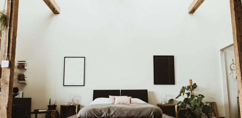 łóżko lewitujące